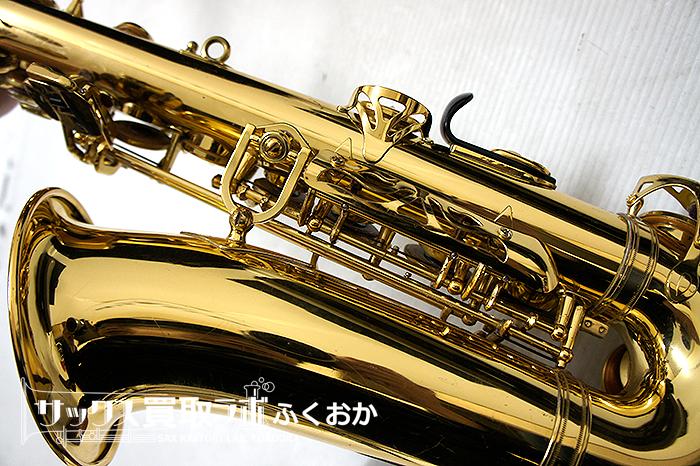 """YAMAHA YAS-62Ⅱ AltoSaxophone """"G1-neck""""その4"""