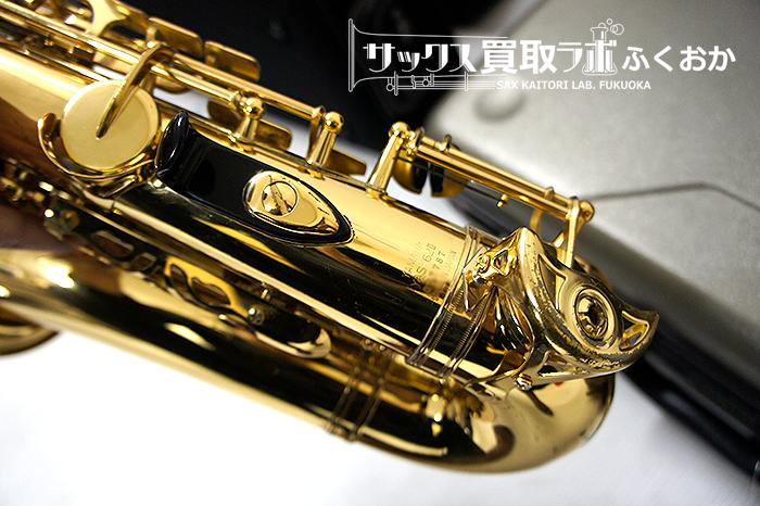 """YAMAHA YAS-62Ⅱ AltoSaxophone """"G1-neck""""その2"""