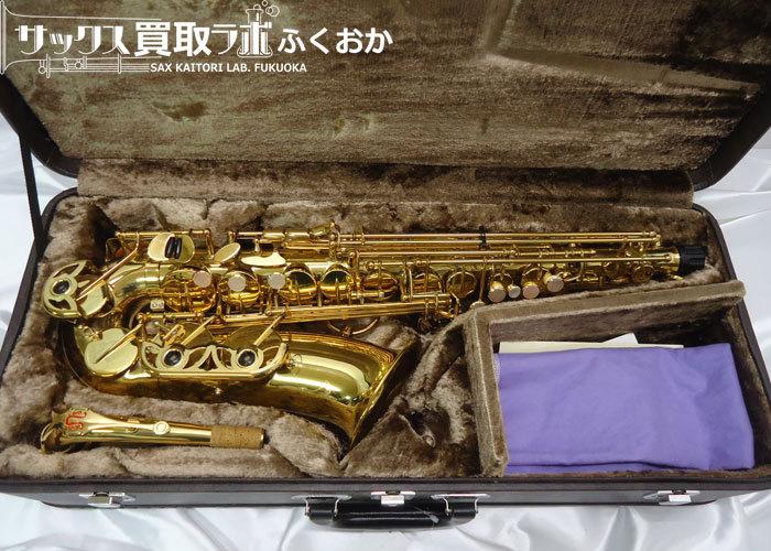 ヤナギサワ アルトサックス a50
